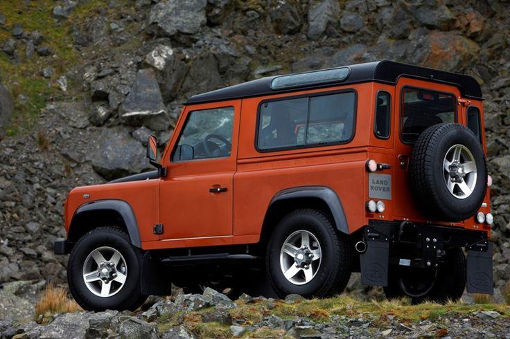 Pin de Huber Rua en Land Rover Land rover