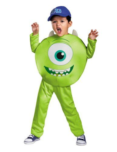 Kids-Costume Mike Classic Boys Costume 4-6 Halloween « Clothing Impulse. Boy CostumesCostume IdeasToddler ...  sc 1 st  Pinterest : boy toddler costume ideas  - Germanpascual.Com