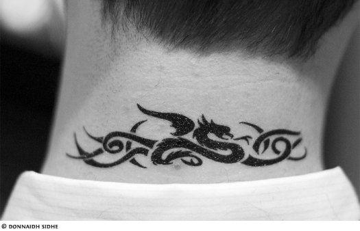 50 Best Neck Tattoo Design und Ideen für Männer – Tattoo Ideen