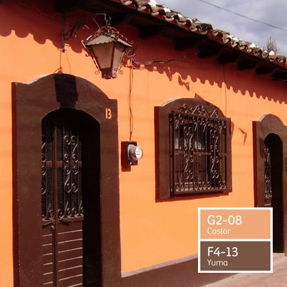 Tu #fachada es la carta de presentación de tu casa. ¡Renuévala! #tips #hogar…