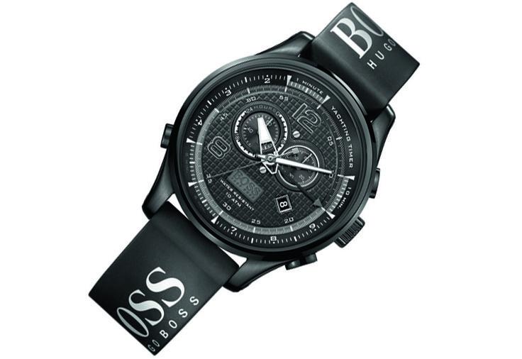 Boss Black regatta watch
