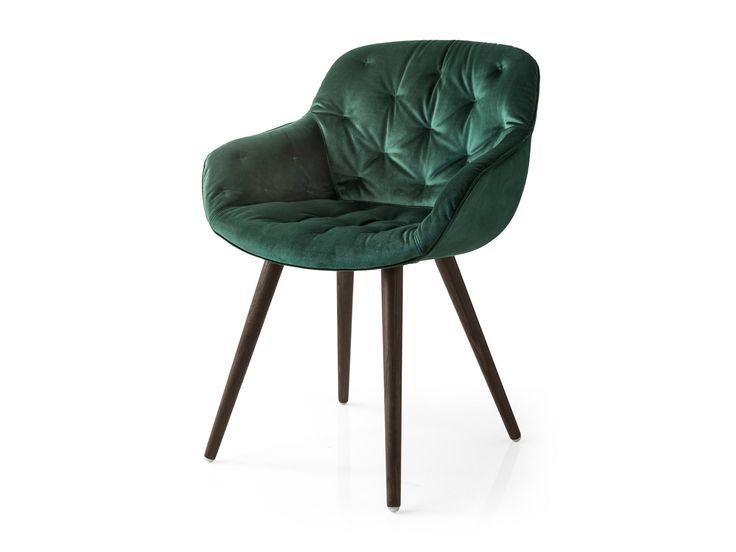 1000 id es propos de fauteuil capitonn sur pinterest chaises rembourr e - Petit fauteuil capitonne ...