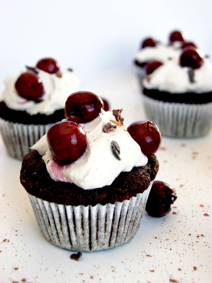 It was my sister's birthday on Friday and she asked me to come up with a grain and dairy free black forest cake recipe as a present. Sh...