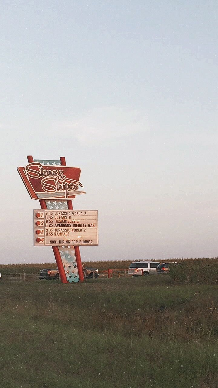 Photo By Me Drive In Movie Theater Texas Photography Drivein Driveintheatre Aesthetic Vintage Vin Drive In Movie Drive In Movie Theater Movie Theater