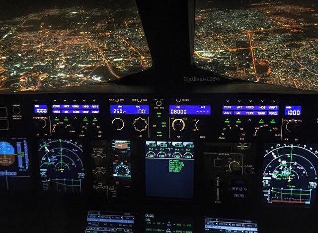 office decks. Cockpit Office Decks