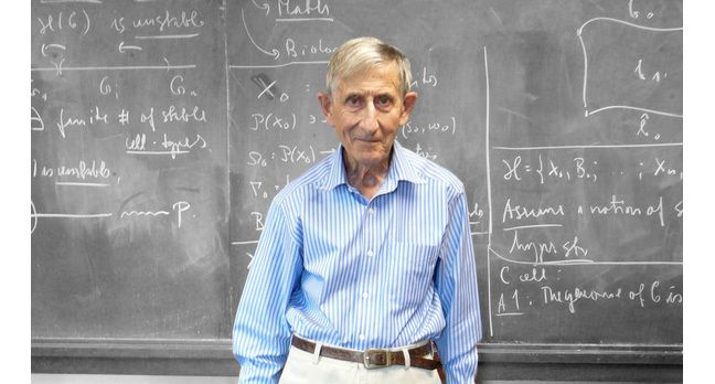 Top boffin Freeman Dyson on climate change, interstellar travel, fusion, and more • The Register