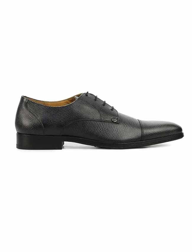 Herenmode, Rehab grijs lederen molière met lizardprint. Unieke schoenen met een eigenwijze twist MEER  http://www.pops-fashion.com/?p=32093