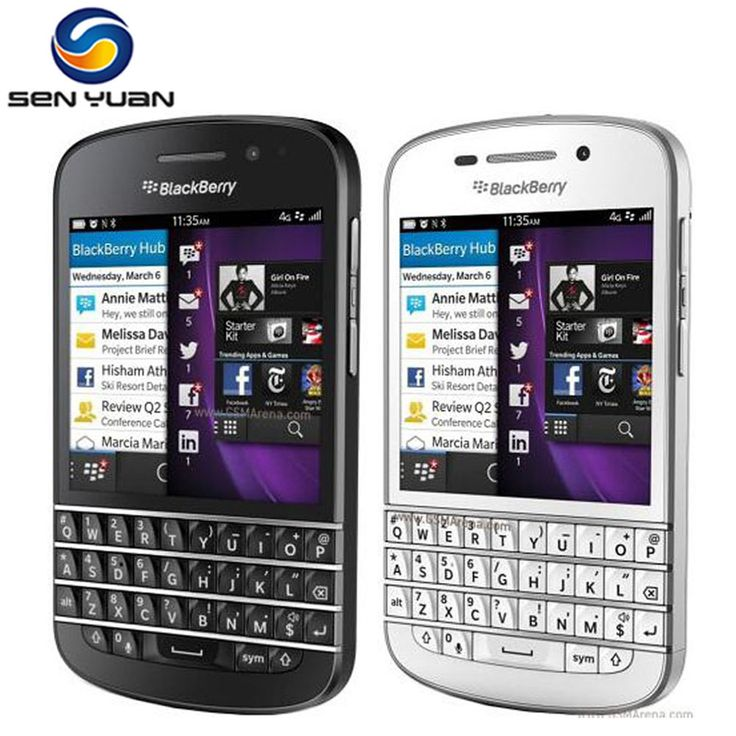 ==> [Free Shipping] Buy Best Original Blackberry Q10 Cell Phone Mobile phone 3.1 Dual Core 8MP 2GBRAM 16GB ROM 3G &4G GPS WIFI QWERTY cellphone Online with LOWEST Price | 32790457496