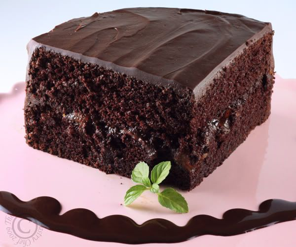 Black magic cake, Black magic and Cakes on Pinterest