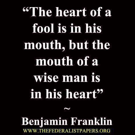 Image result for benjamin franklin on moral leadership