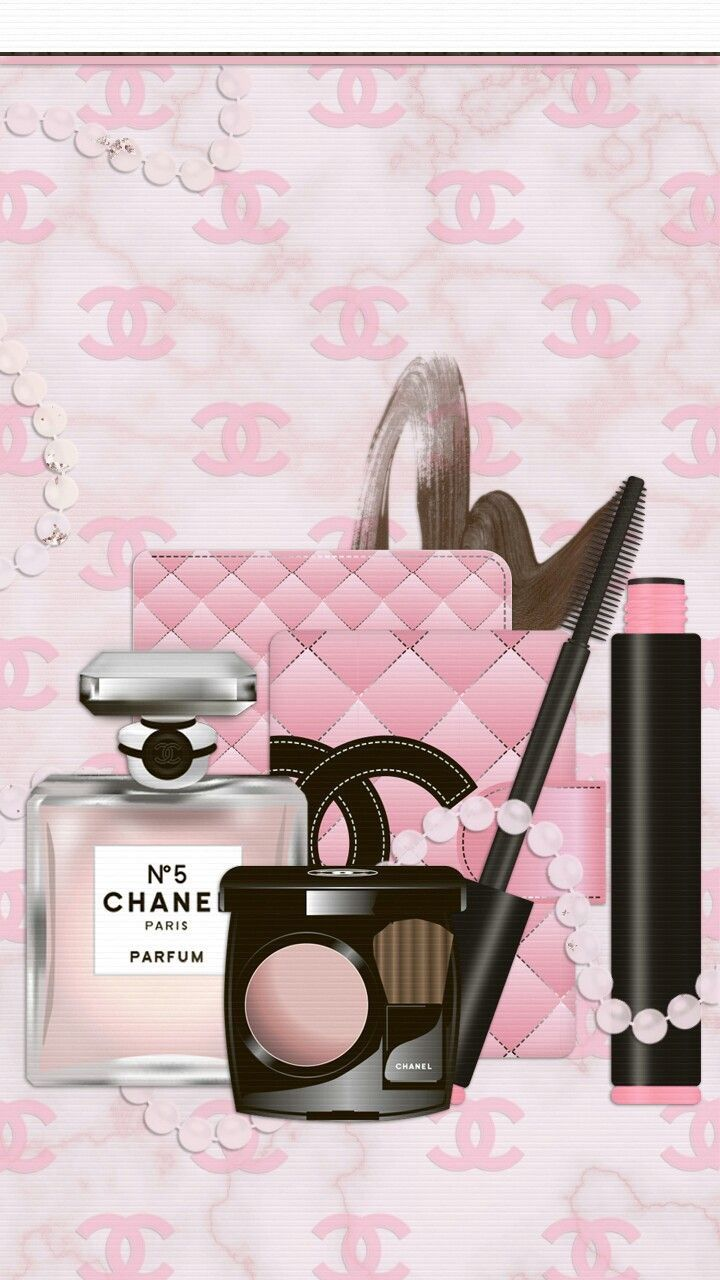 Chanel Perfume Chanel Wallpapers Chanel Art Makeup Wallpapers