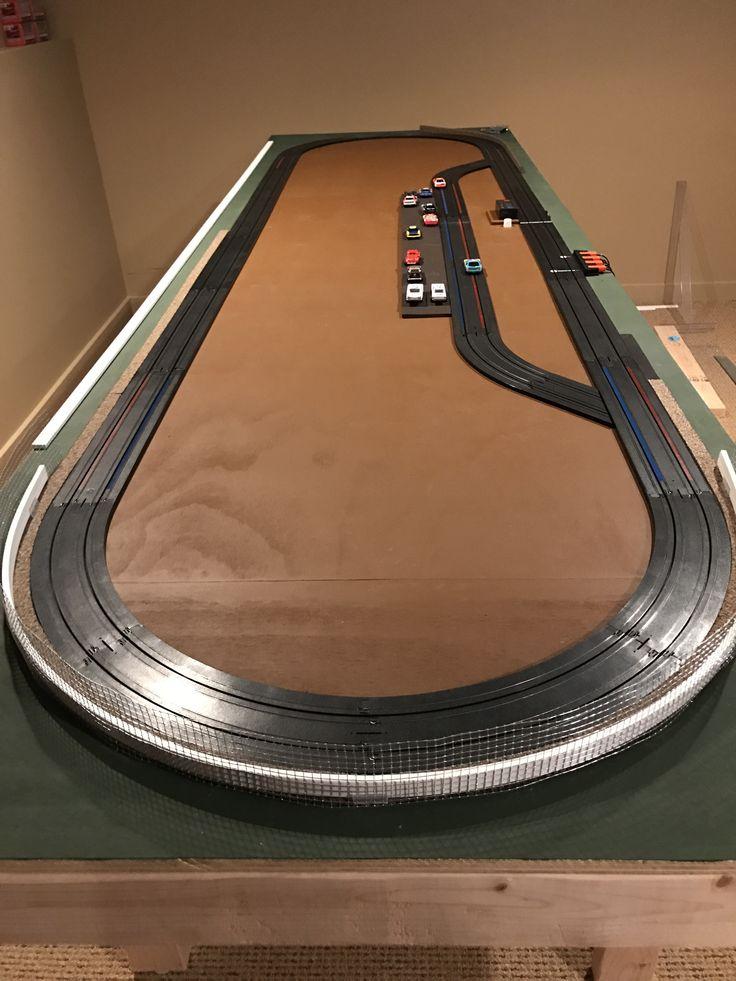 Race Track Wall Art >> The Original 1/4 mile oval at Riverside   HO Slot Car ...