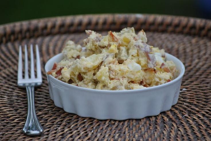 Bacon-n-Ranch Potato Salad