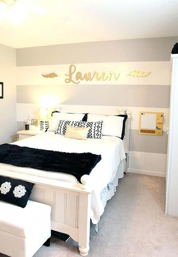 Image Result For Gold Black And White Bedroom