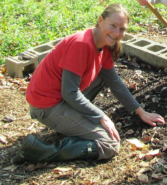 Amy Stross of Tenth Acre Farm