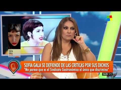 """Sofía Gala, tras el comunicado de los mozos: """"Los únicos que discriminan..."""