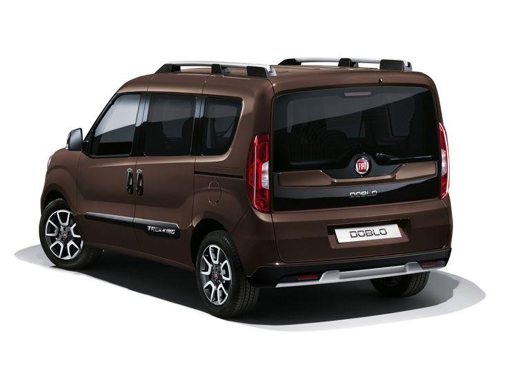 La Fiat Doblò Panorama Trekking consigue el mejor precio de su historia