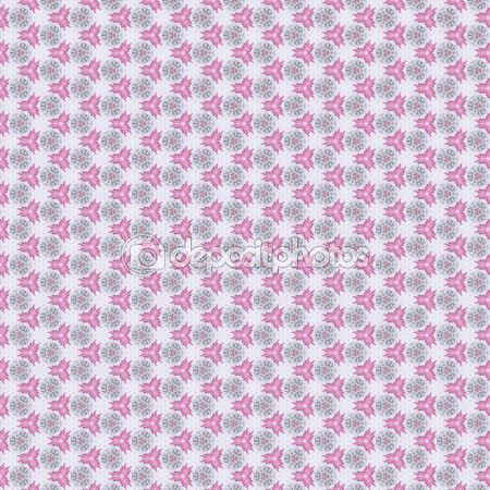 Decorative abstract and lacy pattern, on the lilac