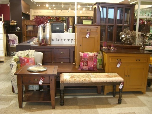 Display in our Bayers Lake, Halifax, NS location.  www.wickeremporium.ca