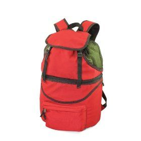 Picnic Time Zuma Insulated Cooler Backpack, Red $21.95