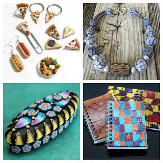 Today is the last day for your chance to get a jam packed goody bag or win the golden ticket (worth $200) at the Polymer Clay Adventure 2017. This year long online retreat gives you access to classes from 27 polymer clay teachers You don't want to miss this very affordable chance to take classes from all of them for only $99 ! Yes you read that right! That means basically $4 for each of the classes! You wont find a better offer than this around! Please sign in TODAY http://bit.ly/AHPCA2017
