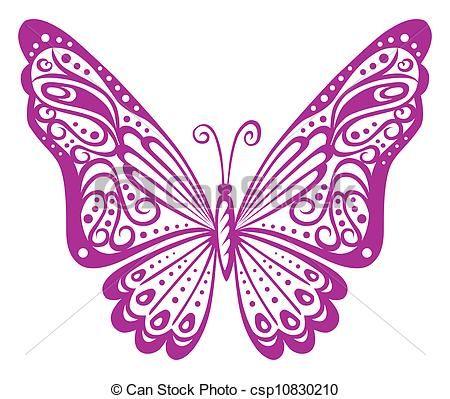 vecteur papillon banque dillustrations illustrations libres de droits banque de