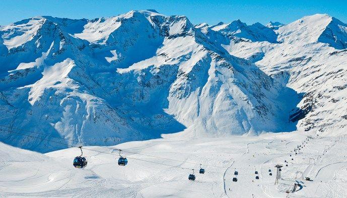 Sportgastein Bad Gastein Österrike Alperna #stsalpresor