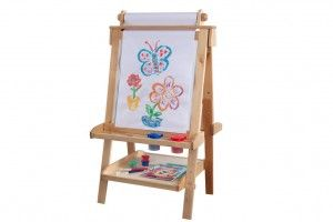 5 best picks for easels + why your child needs one Maybe we should get Blaise an easel for Christmas, Kellen.