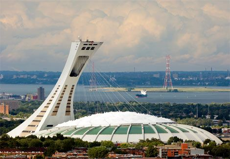 Olympic Stadium. Montreal, QC