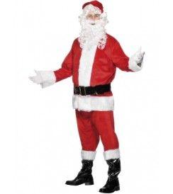 Her er et fantastisk eksempel på et julemandskostume, der kan anskaffes til ikke ret mange penge. Lad far blive udstyret med dette kostume og underholde børnene juleaften.