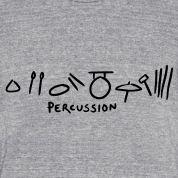 percussion T-Shirts