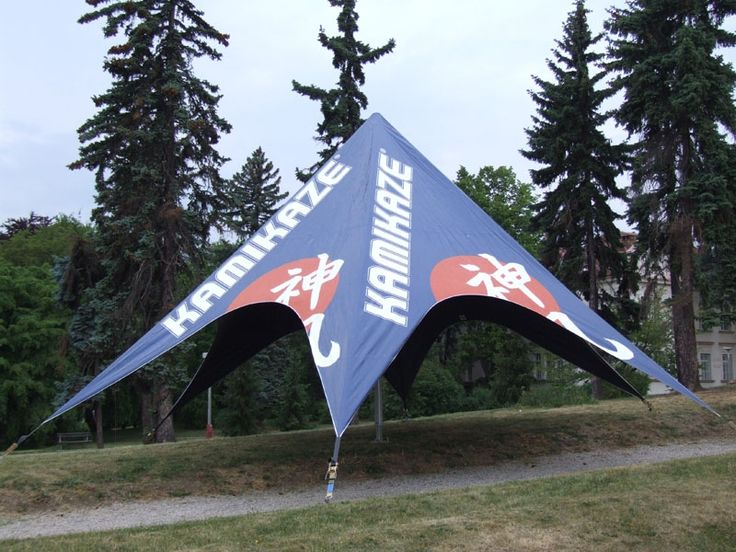 Party tent type Delta