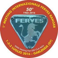 LA 500 Ferves Ranger compie 50 anni! Vieni a festeggiare a Gerlenda dal 1 al 3 luglio!