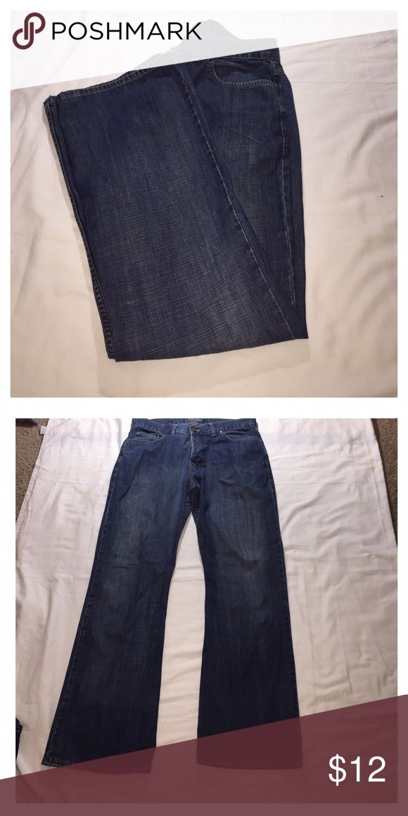 Marks & Spencer jeans straight leg Marks & Spencer jeans straight leg inseam 30 good condition Marks & Spencer Jeans Straight