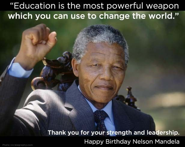 The Moral Courage of Nelson Mandela