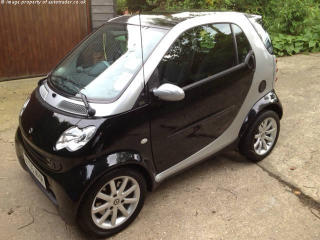 Smart Fortwo Passion 2005   Used Smart Cars For Sale