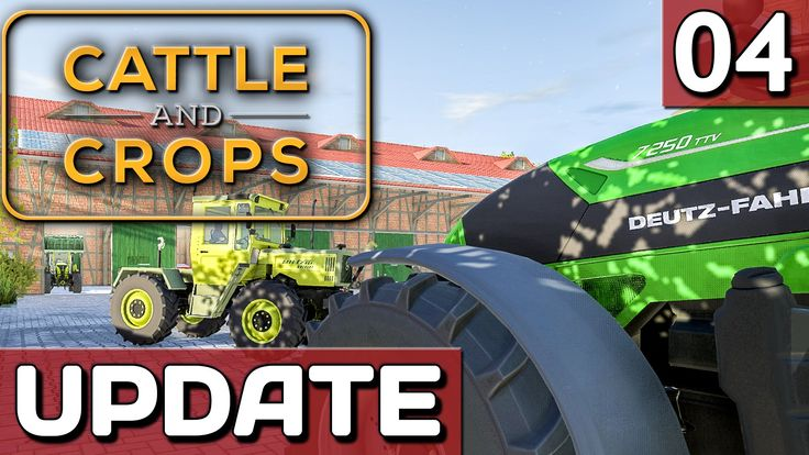 Cattle And Crops UPDATE #04 Marken Tiere und der Hof bei Tag [deutsch] Cattle And Crops UPDATE ist unser Infomagazin mit News Infos Gameplay und Hintergrundstories zum kommenden landwirtschaftlichen Simulator und Management Game! In dieser Folge: Kurze Analyse des neuen Teasers!  Cattle And Crops Landingpage: http://gada.link/cch  ALLE Folgen Cattle And Crops: http://gada.link/ccpl  Der GROSSE Cattle And Crops Thread: http://gada.link/ccfo  Cattle And Crops auf Facebook: http://gada.link/ccf…