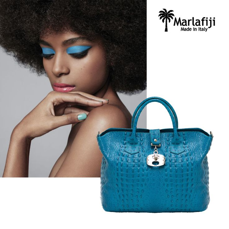 What a bright bag this season heart emoticon Look no further... Jilly blue bag limited stock on sale now... http://marlafiji.com/…/jilly-blue-croc-embossed-italian-lea… Stand out in a crowd with Jilly!! www.marlafiji.com FREE SHIPPING WITHIN AUSTRALIA ‪#‎marlafiji‬ ‪#‎jillyblue‬