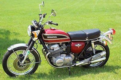 Honda: CB 1976 honda cb 750 original paint excellent rider https://t.co/SzOYI6qbPC https://t.co/nqpomh1wwI