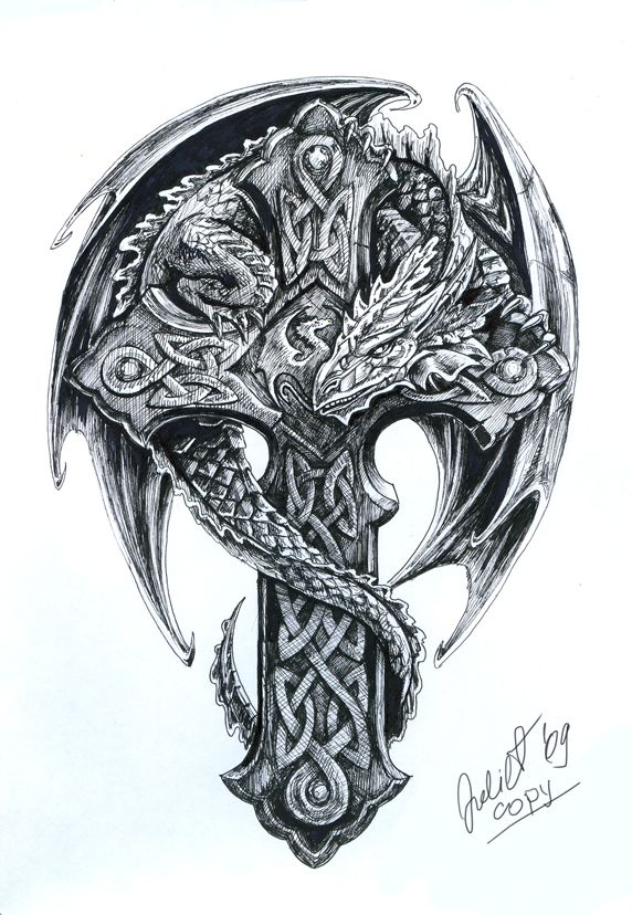 Celtic by CurlyJul.deviantart.com on @deviantART
