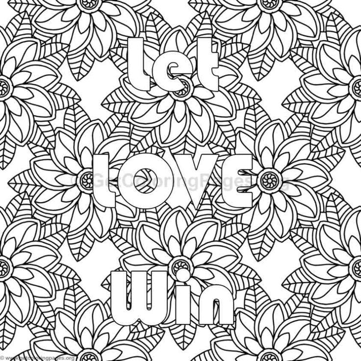 inspirational word coloring pages - Inspirational Word Coloring Pages
