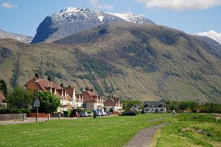 Ben Nevis: highest mountain in the British Isles