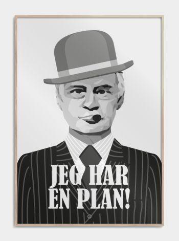 Plakat_Olsen_banden_jeg_har_en_plan