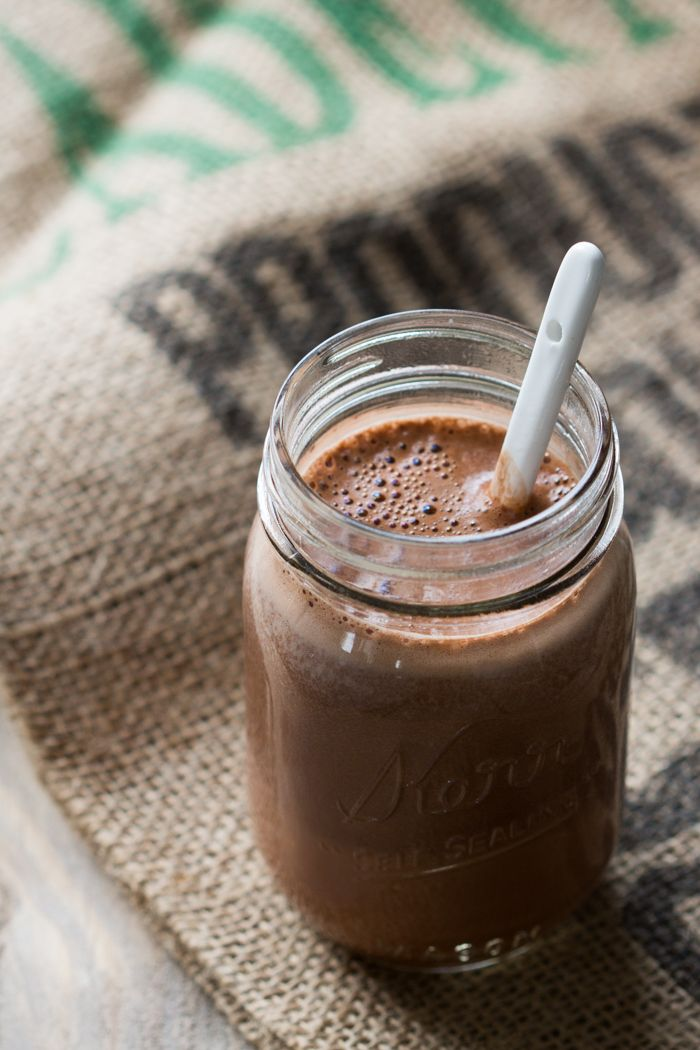 Met deze Romige Chocolade Thee begin ik mijn dag het liefst