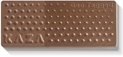 Geo Tagged / Brown