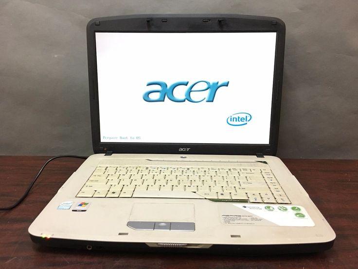 "Acer Aspire 5315 15.4"" Media Laptop Computer Intel 1.86ghz 1GB DVDRW"