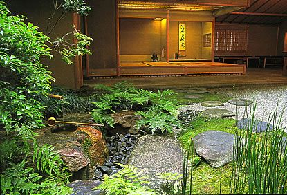 633 best japanese gardens images on pinterest japanese for Japanese tea garden design