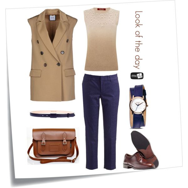 """""""Look of the day"""" by modadasha on Polyvore"""