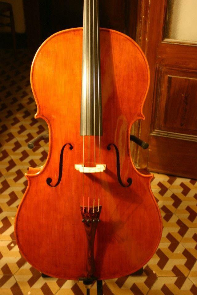 """Antonio Stradivari """"Piatti"""""""