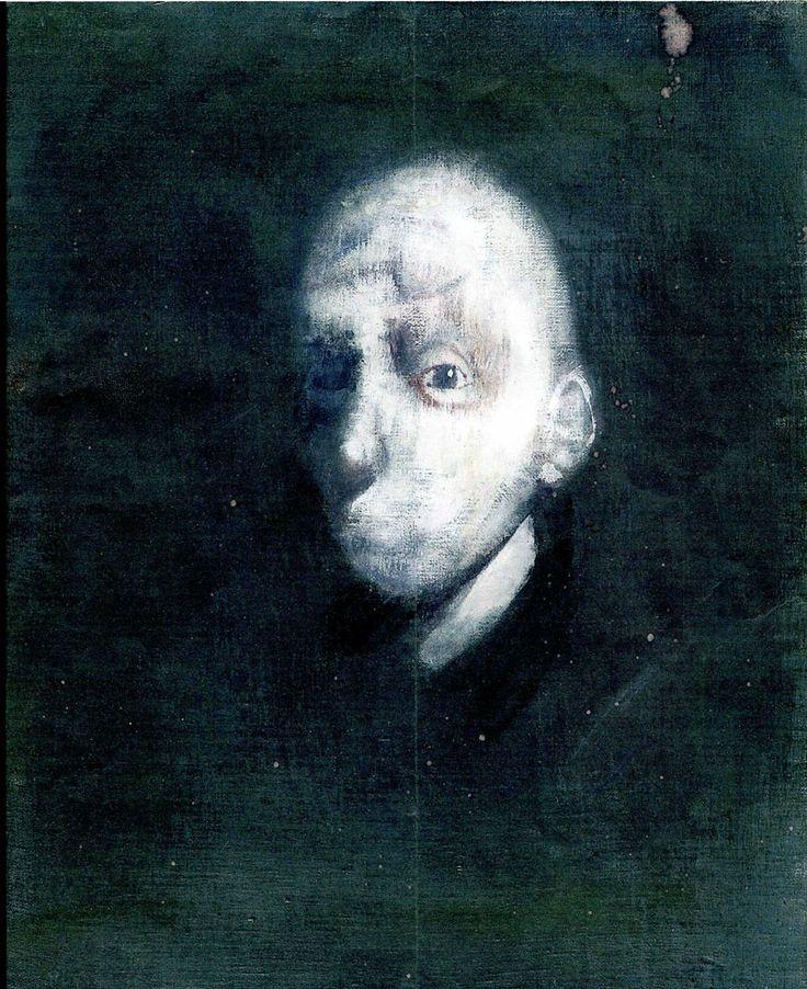 Jean Rustin  oeuvre volée/disparue